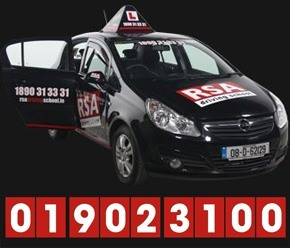 Driving Instructors Rathmines